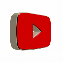 youtube icon clipart player video