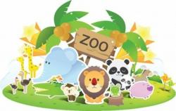 zoo clipart cute
